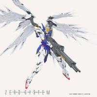 ARD Wing Gundam Zero Custom by wdy1000
