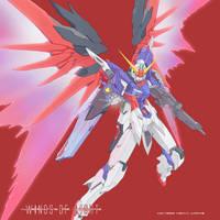 ARD Destiny Gundam by wdy1000