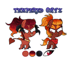 [2018REF] Tempered Onyx by SugahFox