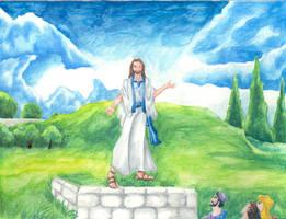 Jesus Speaks by christians