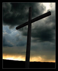 The Cross... by christians