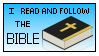 Bible Stamp by christians