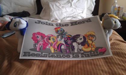 My Little Pony: Merchandise is Awesome by Sonikku-Otaku