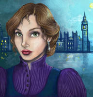 Tessa Gray by Elena228
