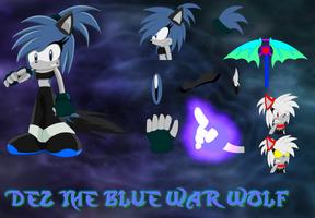 Dez ref :old version: by BluethornWolf