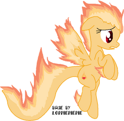 Flare Blitz by BluethornWolf