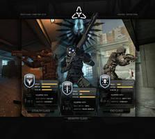 Nuclear Dawn GUI by pixelbudah