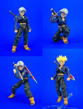 SHF Trunks - Proportion + Paint mods by Lalam24
