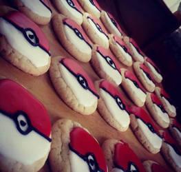Pokemon cookies by SORR93