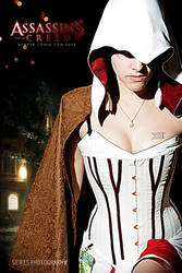 Female Ezio Auditore by XIIICosplay
