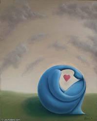 Depression of Love by jayalders