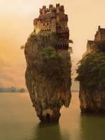 Dream Castle by alexmast