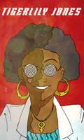 Funky Ms. Jones by CassieForgen