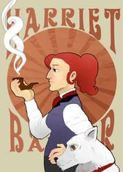 Harriet Barber by CassieForgen