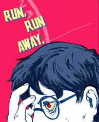 Run, Run Away by CassieForgen
