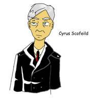 Cyrus by CassieForgen