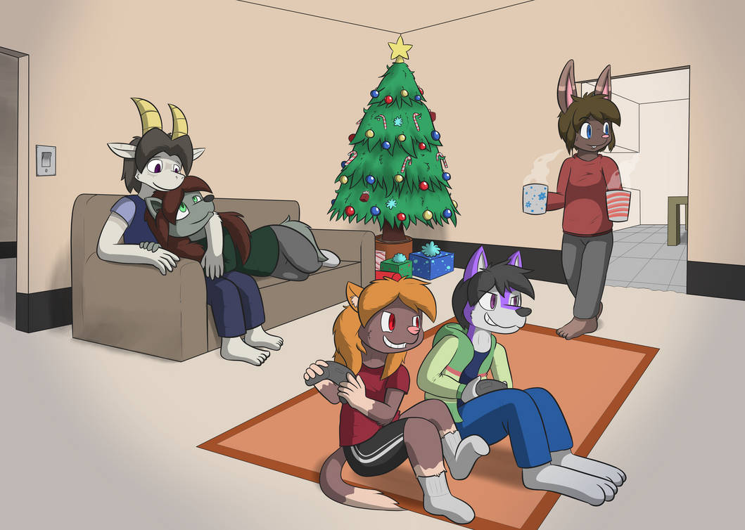 Happy Holidays by Silvrsterlng