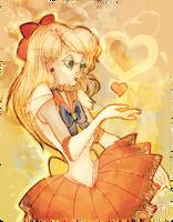 Sailor Venus by Ebae