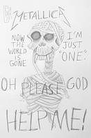 Now The World Is Gone I'm Just One by MaleVolentSamSon