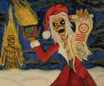 Eddie Claus Is Coming To Town by MaleVolentSamSon