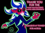 MaleVolent SamSon Thank You Card! by MaleVolentSamSon