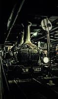 Steam loco by Aquilae