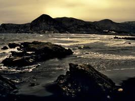 Cabo de Negrete by Aquilae