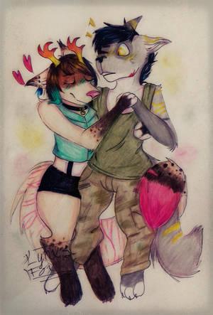 True love  by xXHimFurryXx