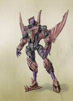 Beast Wars Terrorsaur! by TGping