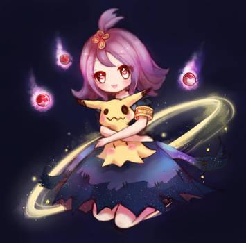 [FA] Captain Acerola by tsukirinz