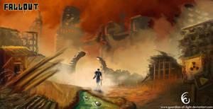 Fallout: Fanart by Guardian-of-Light
