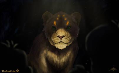 The Last Lion by StephenH-TRIPP