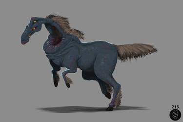 Horsebeast by Demmmmy