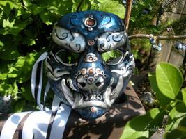 Festival Monster Mask by ScribbleFox