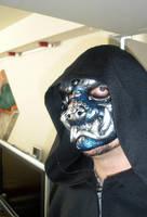 More Festival Monster Mask by ScribbleFox