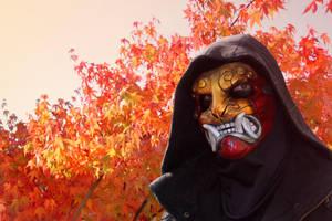 MonsterMask  Halloween 2011 by ScribbleFox