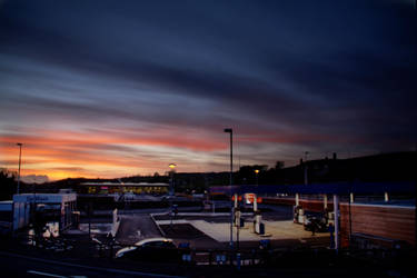 Tesco Sunset v2 by Peeprox1991