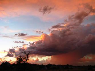 Sunset A1773 by Mammoth-Hunter