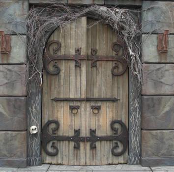 door 2 by yellowicous-stock