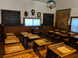 classroom 1 by yellowicous-stock