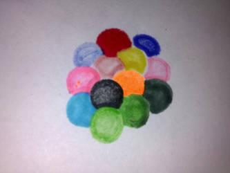 Molecula arcoiris by fmoscuro