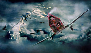 Flight of Fantasy by BENAFOG