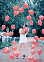 Balloon Party by BENAFOG