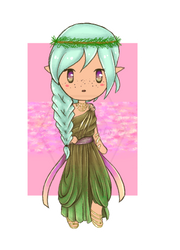 Crayon Spice Elf #7: Rosemary (OTA/OPEN) by 96-Adopts