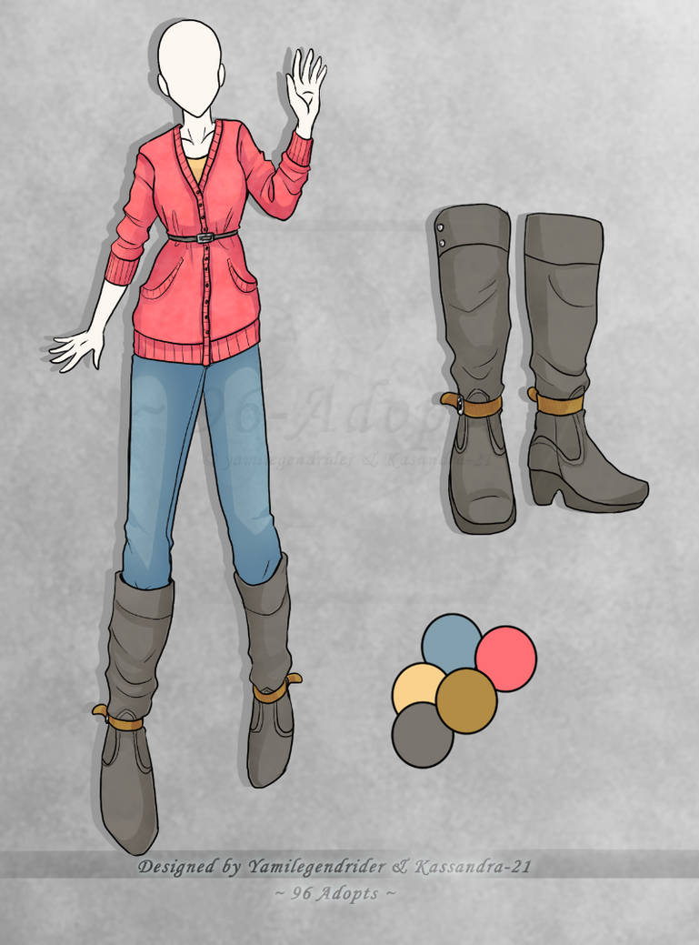 Custom Outfit (dawn-refia) by 96-Adopts