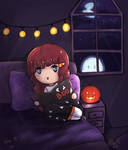 OCtober 17 - Sweet Nightmares by 96-Adopts