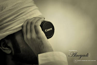 make ur eye like canon by Alneyadi