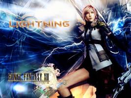 Lightning Wallpaper 3 by Lightning-Fanclub