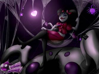 Spider Dance by PhantomZero19
