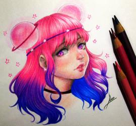 Pink by Alexinker